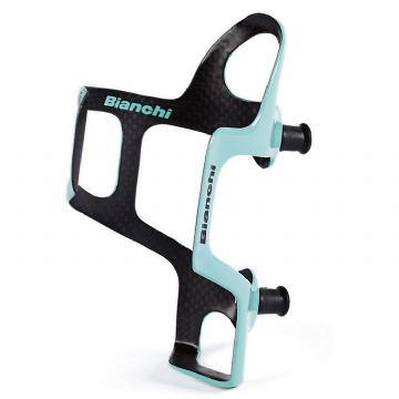 Porte bidon CARBON PERFORMANCE SIDE LOAD céleste BIANCHI